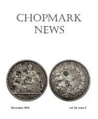 DECEMBER 2018 CHOPMARK NEWS PUBLISHED