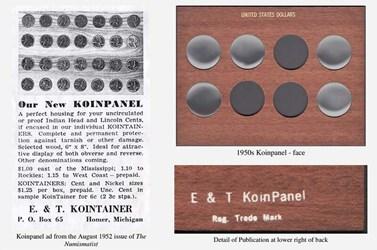 HISTORY OF THE KOINPANEL