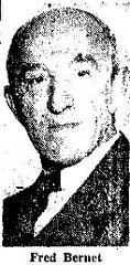 FREDERICK WILLIAM BERNET (1887-1977)