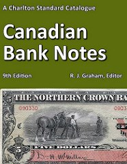 NEW BOOK: CANADIAN BANK NOTES 9TH EDITION