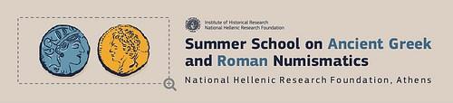 ANCIENT GREEK AND ROMAN NUMISMATICS SCHOOL