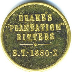 QUERY: DRAKE'S PLANTATION BITTERS INFO SOUGHT
