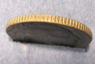 1937 REEDED EDGE NICKEL AND CENT