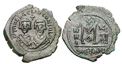 THE COINAGE OF HERACLIUS