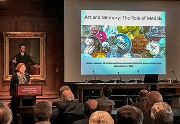 VIDEOS: ART AND MEMORY: THE ROLE OF MEDALS