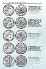 NEW BOOK: GUIDE BOOK BARBER SILVER COINS 2ND ED.