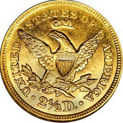 COIN CIRCULATION IN 1860S CALIFORNIA