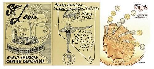 AUCTION SALE CATALOG COVERS AS ART
