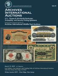 ARCHIVES INTERNATIONAL SALE 51