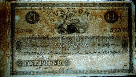 IN LETTERS WE TRUST: BANKNOTE TYPOGRAPHY