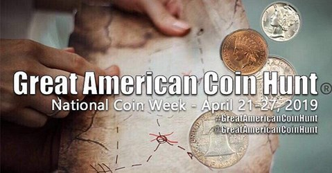 THE GREAT AMERICAN COIN HUNT