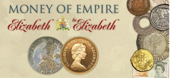 ANA MUSEUM MOUNTS MONEY OF EMPIRE EXHIBIT