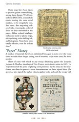 NEW BOOK: CURIOUS CURRENCY, SECOND EDITION