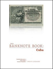 BANKNOTE BOOK CUBA CHAPTER PUBLISHED