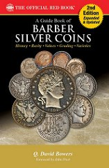 GUIDE BOOK OF BARBER SILVER COINS RECOLLECTIONS