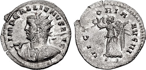 CNG OFFERS COINS OF THE VALERIANIC DYNASTY
