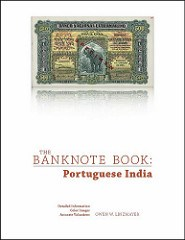 BANKNOTE BOOK PORTUGUESE INDIA CHAPTER