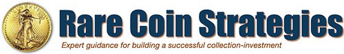 NEW PERIODICAL: RARE COIN STRATEGIES