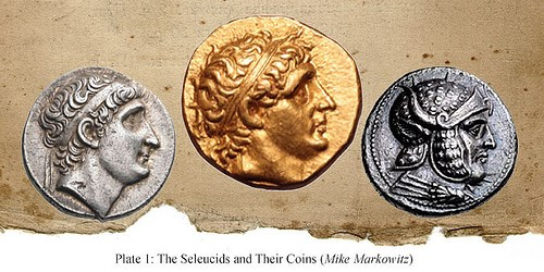 SELEUCID COINAGE, PART ONE