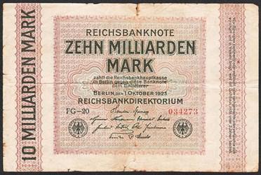 A 1924 IMMIGRANT'S PAPER MONEY
