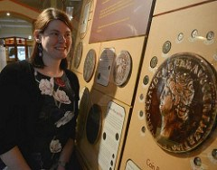 OTAGO MUSEUM TO DIGITIZE ROMAN COIN COLLECTION