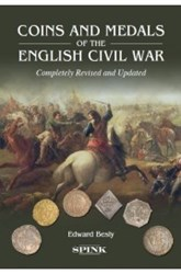 NEW BOOK: COINS OF THE ENGLISH CIVIL WAR, 2ND ED.