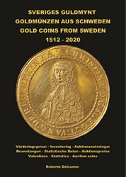 NEW BOOK: GOLD COINS FROM SWEDEN, 1512-2020