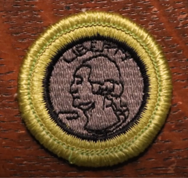 SCOUTS COIN COLLECTING MERIT BADGE VIDEO
