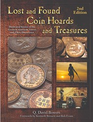 NEW BOOK: LOST AND FOUND COIN HOARDS, 2ND ED.