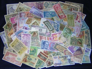 GUINNESS RECORD: LARGEST BANKNOTE COLLECTION
