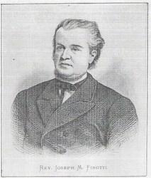 REVEREND FATHER GIUSEPPE MARIA FINOTTI (1817-1879)