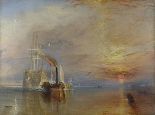 TURNER PAINTING FEATURES ON NEW £20 NOTE
