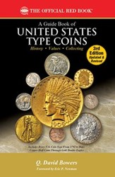 NEW BOOK: GUIDE BOOK OF U.S. TYPE COINS, 3RD ED.