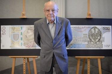 BANKNOTE DESIGNER ANDRZEJ HEIDRICH (1928-2019)