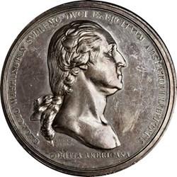 JOHN W. ADAMS COMITIA AMERICANA MEDALS