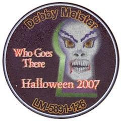 DEBBIE MEISTER'S PERSONAL HALLOWEEN CHIPS