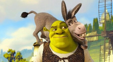 THE SHREK DONKEY COIN