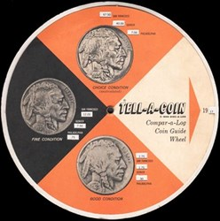 MORE ON TELL-A-COIN GUIDE WHEELS
