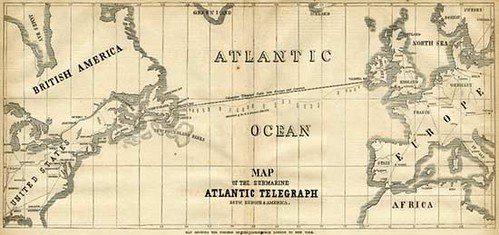 THE ATLANTIC CABLE MEDAL OF 1866