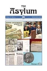 ASYLUM WINTER 2019 ISSUE PUBLISHED