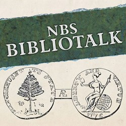BIBLIOTALK: THE COIN BOOK LOVER PODCAST