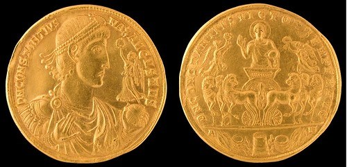 OTTILIA BUERGER'S ANCIENT COIN COLLECTION