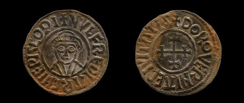 DETECTORISTS CAUGHT TAKING ANGLO-SAXON HOARD