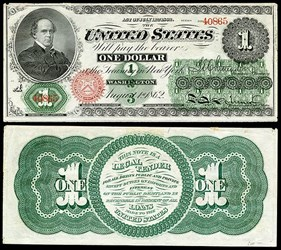 GOLD, SILVER AND GREENBACKS