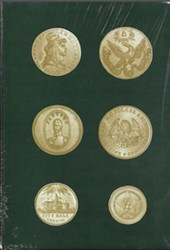 FAUVER TOKEN BOOKS OFFERED FOR SALE