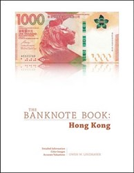 BANKNOTE BOOK HONG KONG CHAPTER PUBLISHED