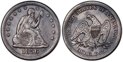 SS CENTRAL AMERICA 1856-S/S QUARTERS DISCOVERED