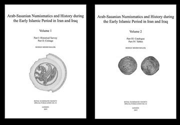 NEW BOOK: ARAB-SASANIAN NUMISMATICS AND HISTORY