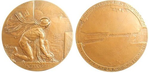 SELECTED MEDALS FROM HEDLEY BETTS