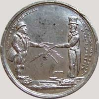 ATLANTIC CABLE MEDALS AND TOKENS